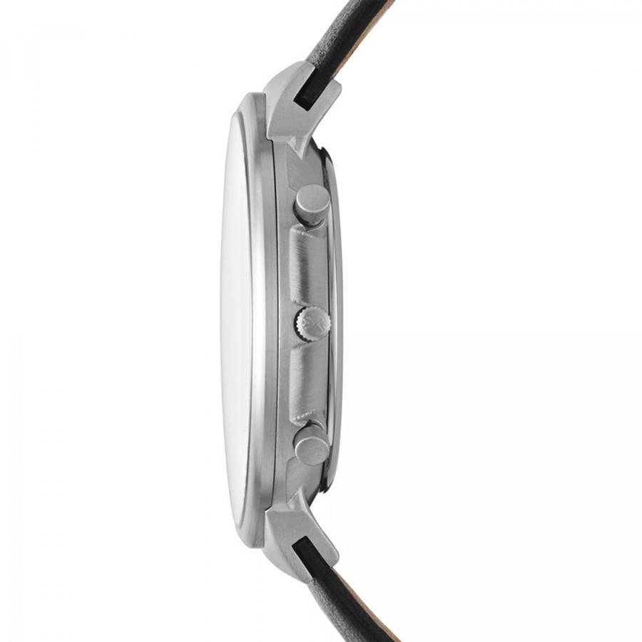 ... Relógio Skagen Masculino Ref  Skw6100 z Slim Prateado - Relógios Web  Shop 4884ea0edf