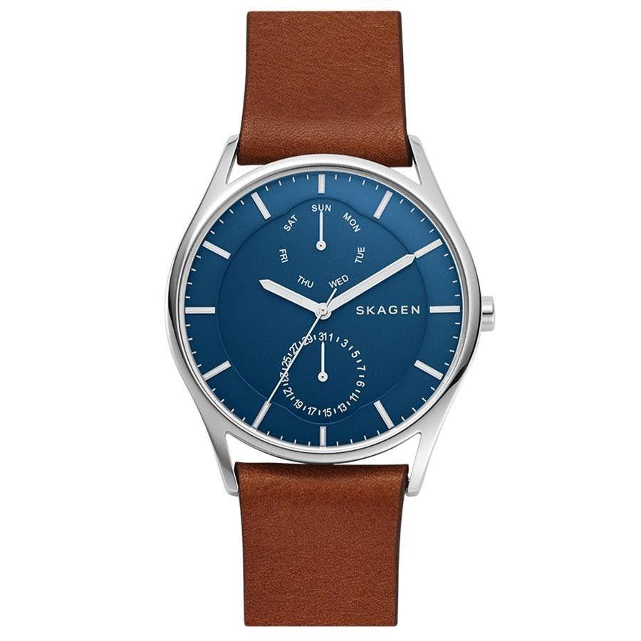 Relógio Skagen Masculino Ref  Skw6449 0mn Slim Prateado - Relógios Web Shop  ... 7dd1ccdab8
