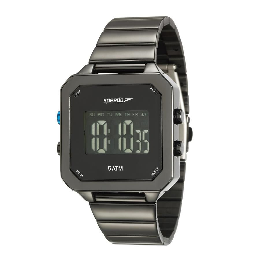 ff827428331 Relógio Speedo Masculino Ref  24847lpevps2 Digital Black - Relógios Web  Shop ...