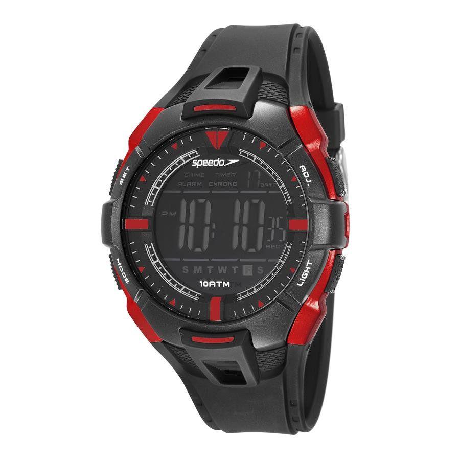 8979ea19109 Relógio Speedo Masculino Ref  65098g0evnp2 Esportivo Digital - Relógios Web  Shop ...