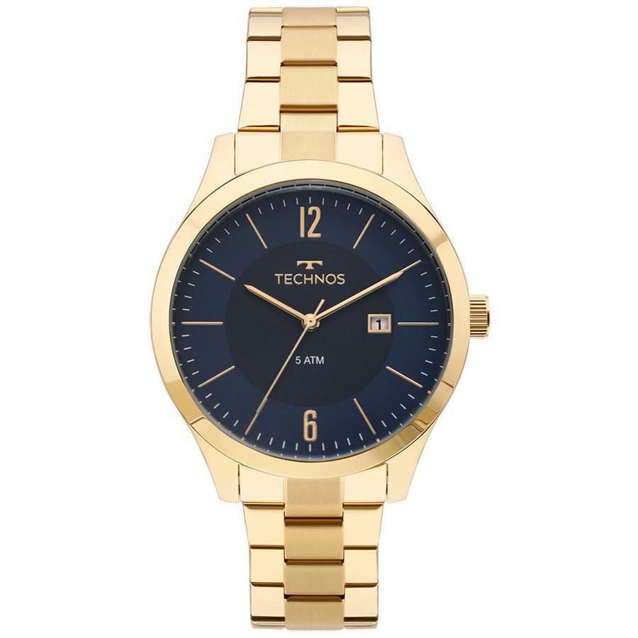 2b14c89dbbe Relógios Web Shop Relógio Technos Masculino Ref  2115mos 4a Casual ...