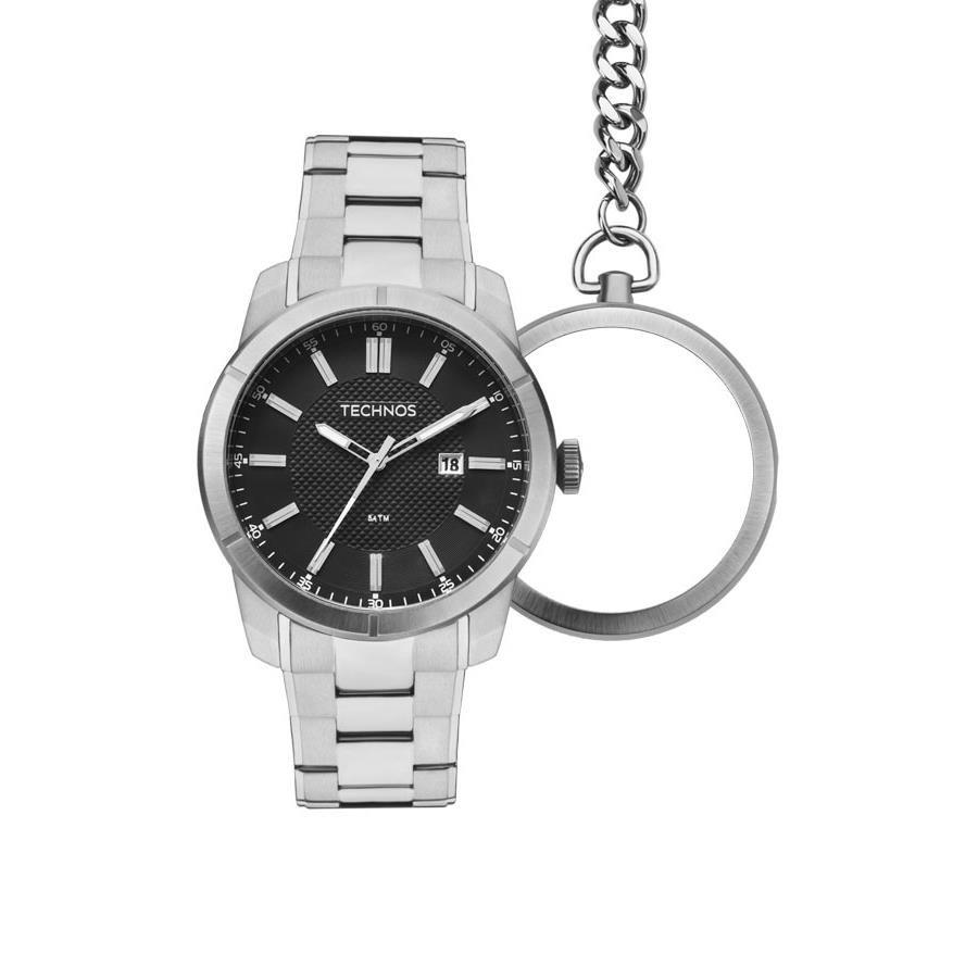 bdf334a8692 Relógio Technos Masculino Ref  Gm10yd 1p Relógio Bolso e Pulso - Relógios  Web Shop
