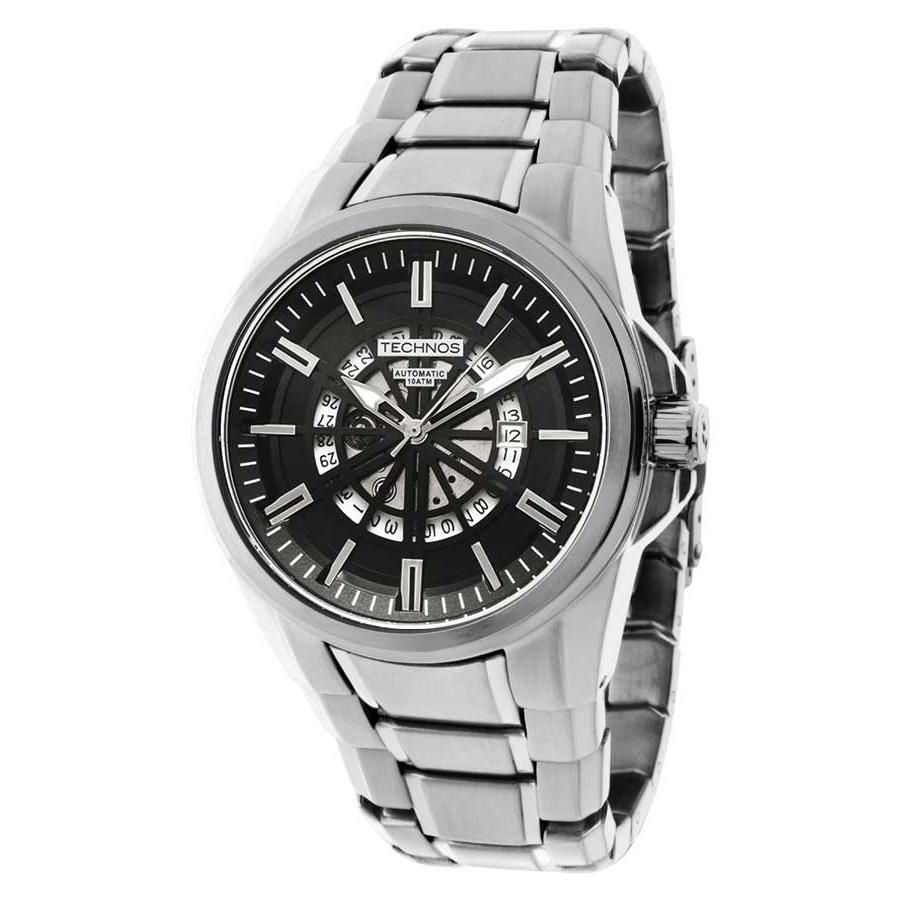 Relógio Technos Masculino Tsas37aa 1p Automático Esqueleto - Relógios Web  Shop 2b9c114674