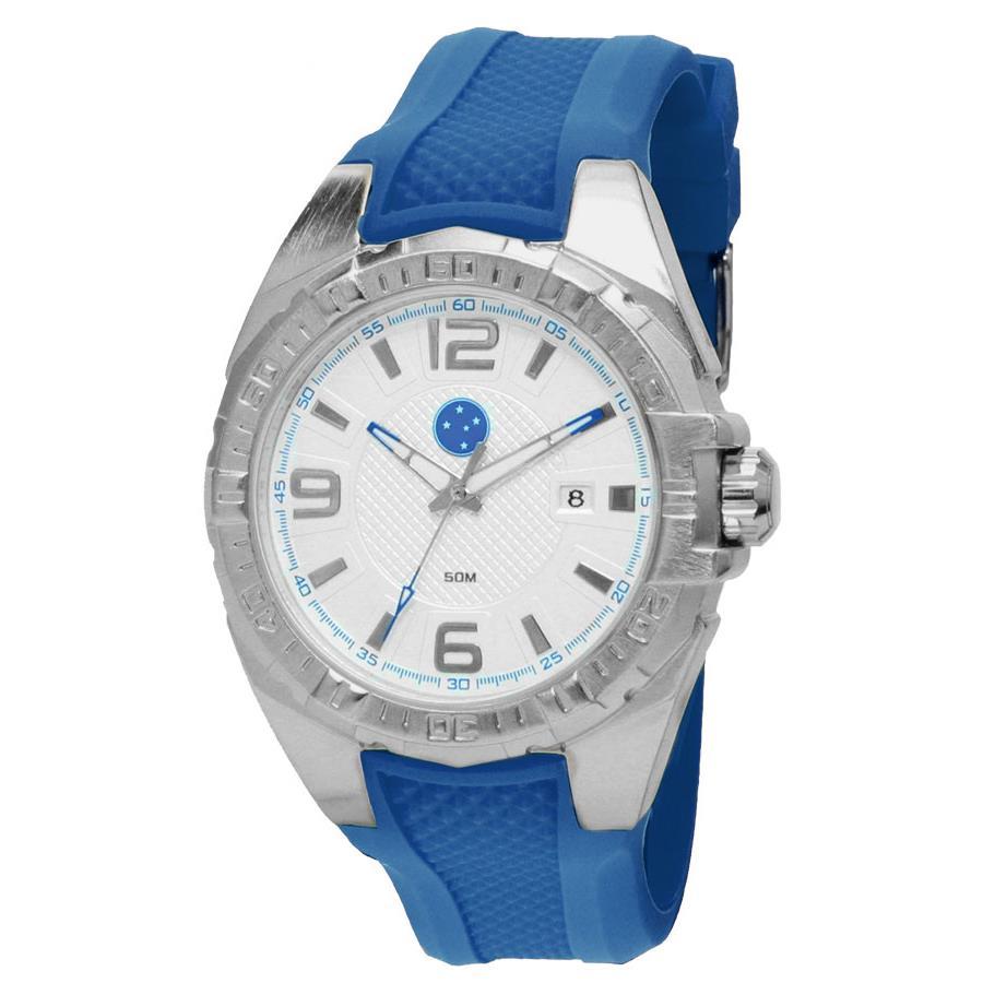 5a8f33570b0 Relógio Technos Ref  Cru2315aa 8k Cruzeiro E. C.