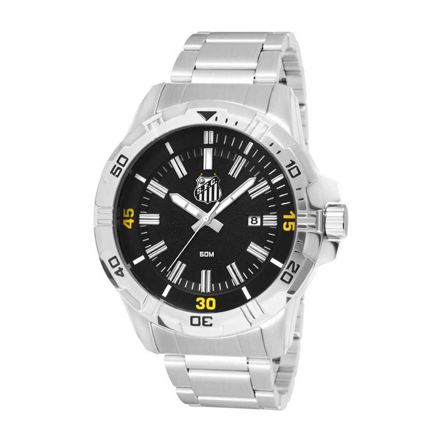 19871c87f82 Relógios Web Shop Relógio Technos Ref  Sfc2315aa 4p Santos F. C.