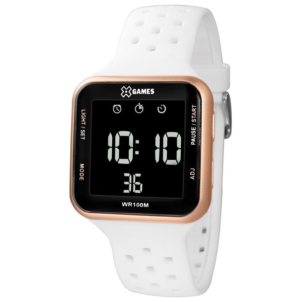 73c31e57828 Relógios Web Shop Relógio X Games Feminino Ref  Xgppd094 Pxbx Retangular  Digital