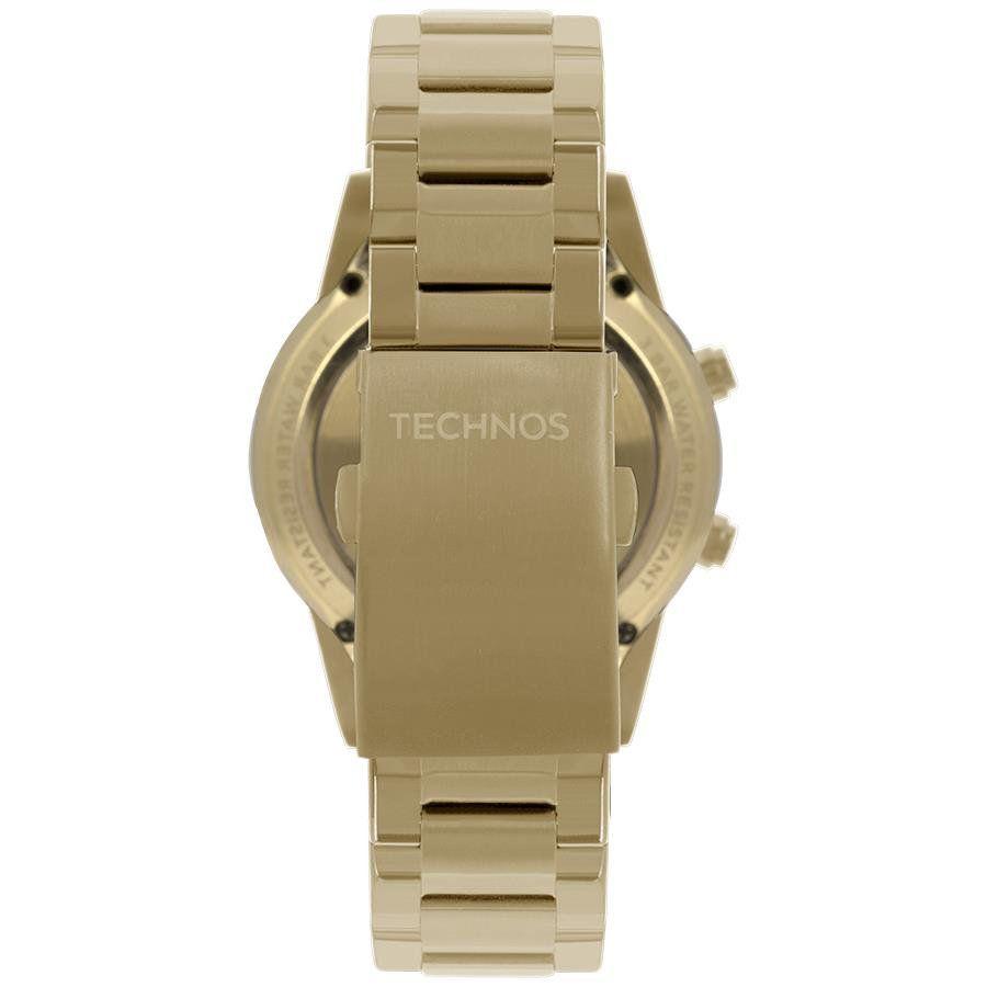 7f43e6e3c113b ... Smartwatch Technos Feminino Ref  P01ac 4p Connect Duo Dourado - Relógios  Web Shop ...