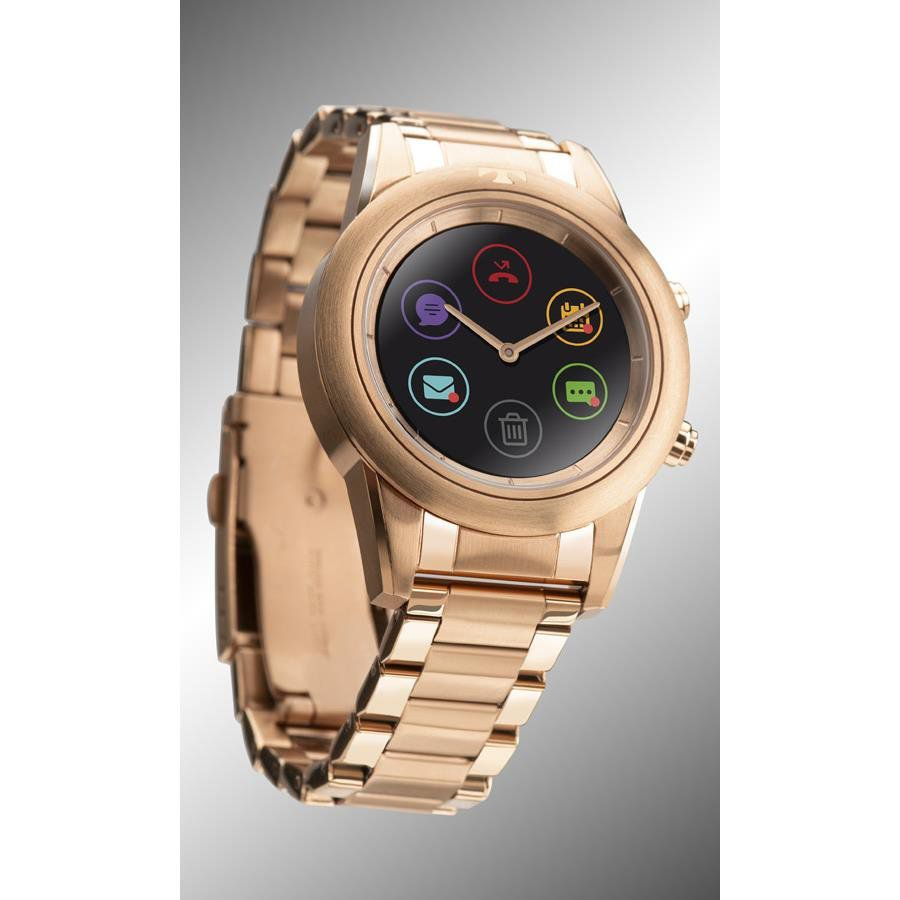 61346cd433f ... Smartwatch Technos Feminino Ref  P01ae 4p Connect Duo Rosé - Relógios  Web Shop