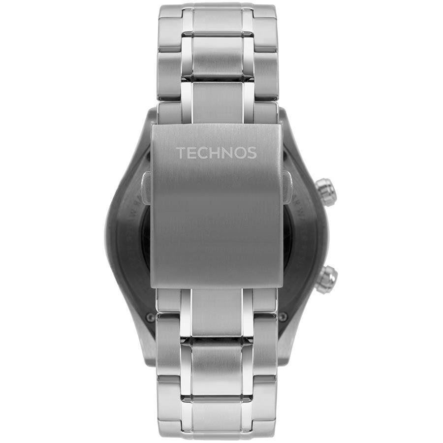 2c09f0ab4143c ... Smartwatch Technos Masculino Ref  P01aa 1p Connect Duo Prateado - Relógios  Web Shop ...