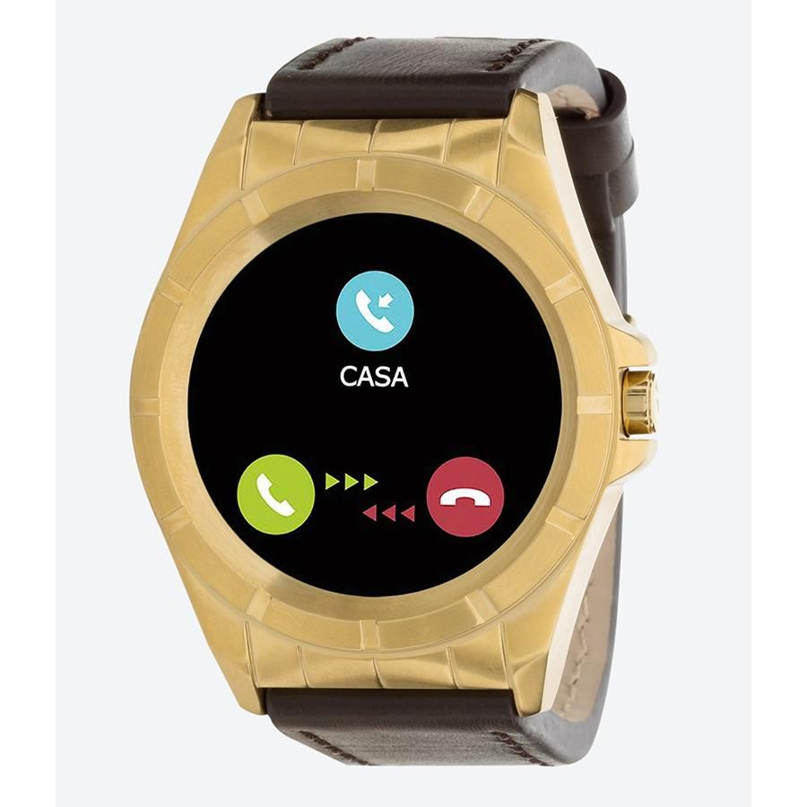 096cf862df26b ... Smartwatch Technos Connect Ref  Srab 4p Dourado Touch Full Display -  Relógios Web Shop ...