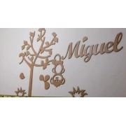 Kit Painel de Parede Macaquinho MDF CRU