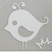 Pássaro Grande - 35cm