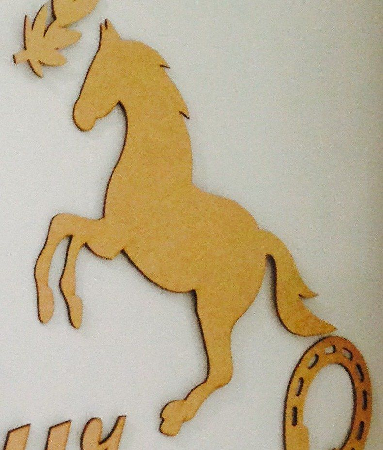 Cavalo modelo 2 50cm