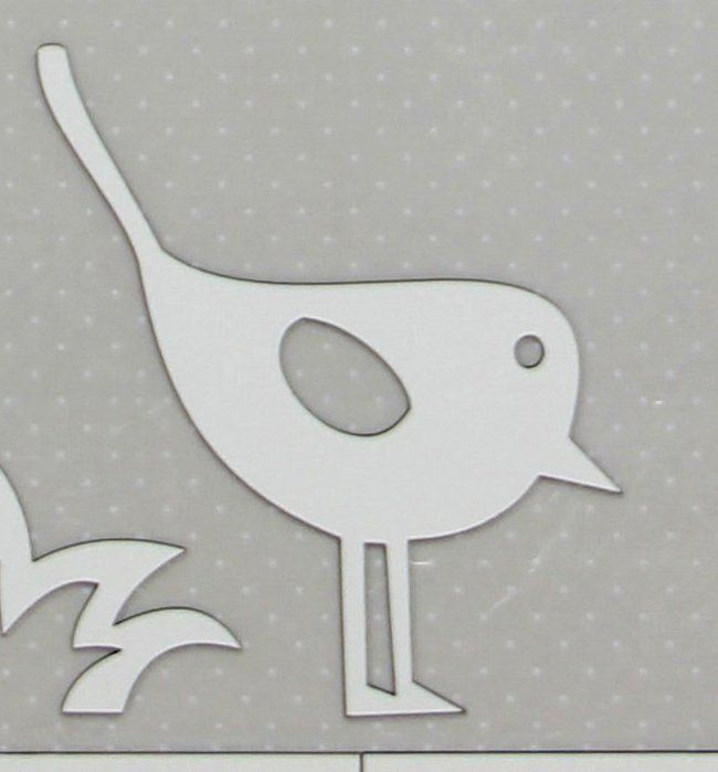 Pássaro Pequeno 15cm