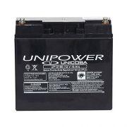 Bateria 12V 18Ah UNIPOWER UP12180 Selada