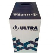 Cabo de CFTV Alarme Rede UTP CAT-5 Cx C/ 300 M Azul - Ultracabos