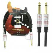 Cabo P10 / P10 Mono Performance Sound 5 Metros Pix