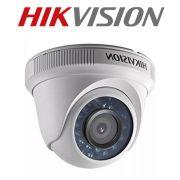 Câmera Dome 1.0 Megapixel HD 720P 15MTS Lente 2.8mm DS-2CE5AC0T-IRP Hikvision