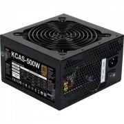 Fonte Aerocool KCAS 500W 80 Plus Bronze PFC Ativo