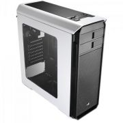 Gabinete Gamer Branco Mid Tower Aerocool Aero-500 Window