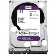 HD 1TB WD Purple Sata 64mb Segurança Surveillance Intellipower WD10PURZ-85U8XY0