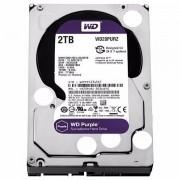 HD 2TB WD Purple Sata 64mb Segurança WD20PURZ-85GU6Y0