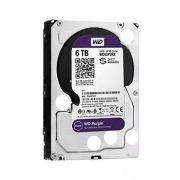HD SATA 3 6TB Purple 64MB SEGURANÇA VIGILANCIA WD60PURZ-85ZUFY1 WD