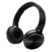 Headphone C/ Microfone Dobrável Preto PH-110BK