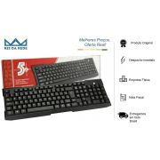 Kit Teclados USB Office Preto 015-0041 CHIPSCE  10 unidades