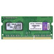 Memoria Kingston 4GB DDR3 1333Mhz Soddim KVR13S9S8/4