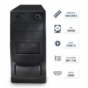 Computador CORP Intel core i5 3.2Ghz 4GB 500GB R22