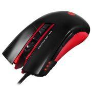 Mouse Gamer USB Stellers Sea-Eagle com iluminação C3TECH MG-200BRD