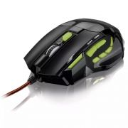 Mouse Optico XGamer Fire Button 2400dpi Multilaser MO208