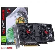 Placa de Vídeo Geforce Nvidia Gtx 550 Ti 1GB GDDR5 192 Bits Dual-Fan