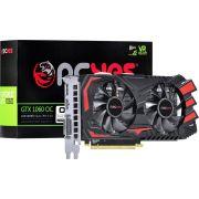 Placa de Vídeo Nvidia Geforce GTX 1060 6GB OC Dual-Fan GDDR5X 192 Bits Pcyes