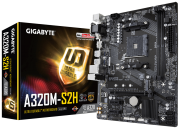 Placa Mãe GIGABYTE GA-A320M-S2H AM4 DDR4