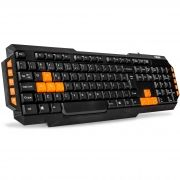 Teclado USB Gamer Series Orange Keys TDA