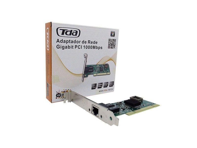 Adaptador de Rede PCI 10/100/1000Mbps TP1102P