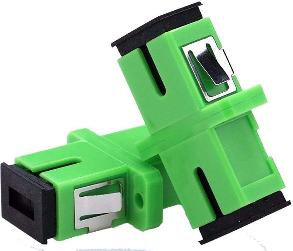 Adaptador Óptico SC - SM Simplex - AD Connect AD-10036