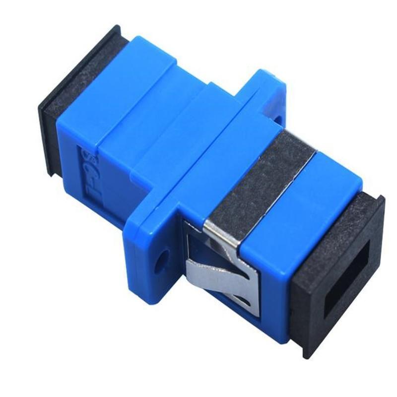 Adaptador Óptico SC-UPC / SC-UPC