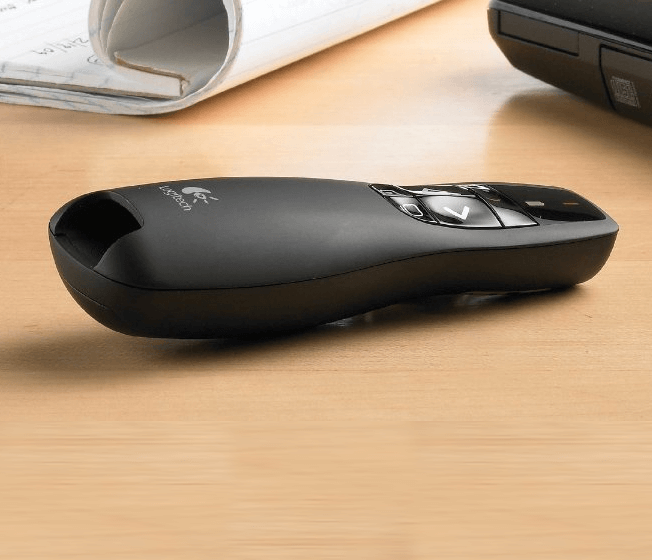 Apresentador Laser Point Wireless R400 Logitech