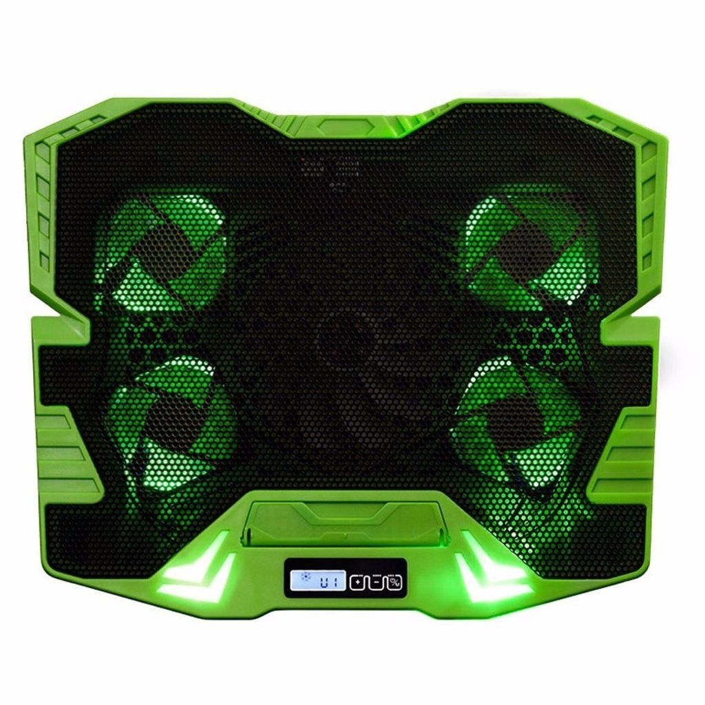 Base Notebook Warrior Master Cooler Gamer Multilaser AC292
