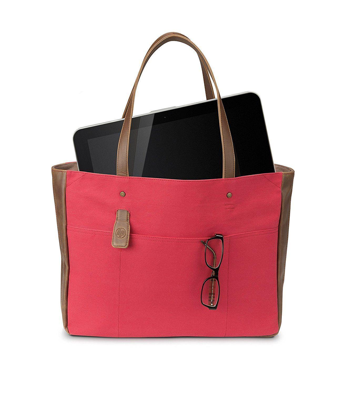 Bolsa Feminina para Notebook Ladies Red Tote V1M57AA#ABL HP