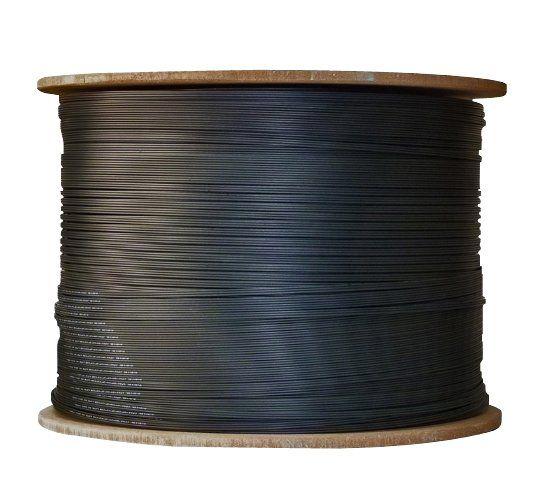 Cabo Fibra Ótica Drop Compacto 1 fibra 2000m