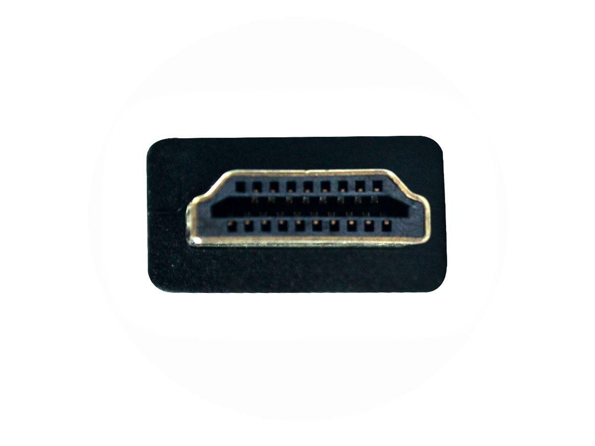 Cabo HDMI 5 Metros Hardline HVTHDMI5.0