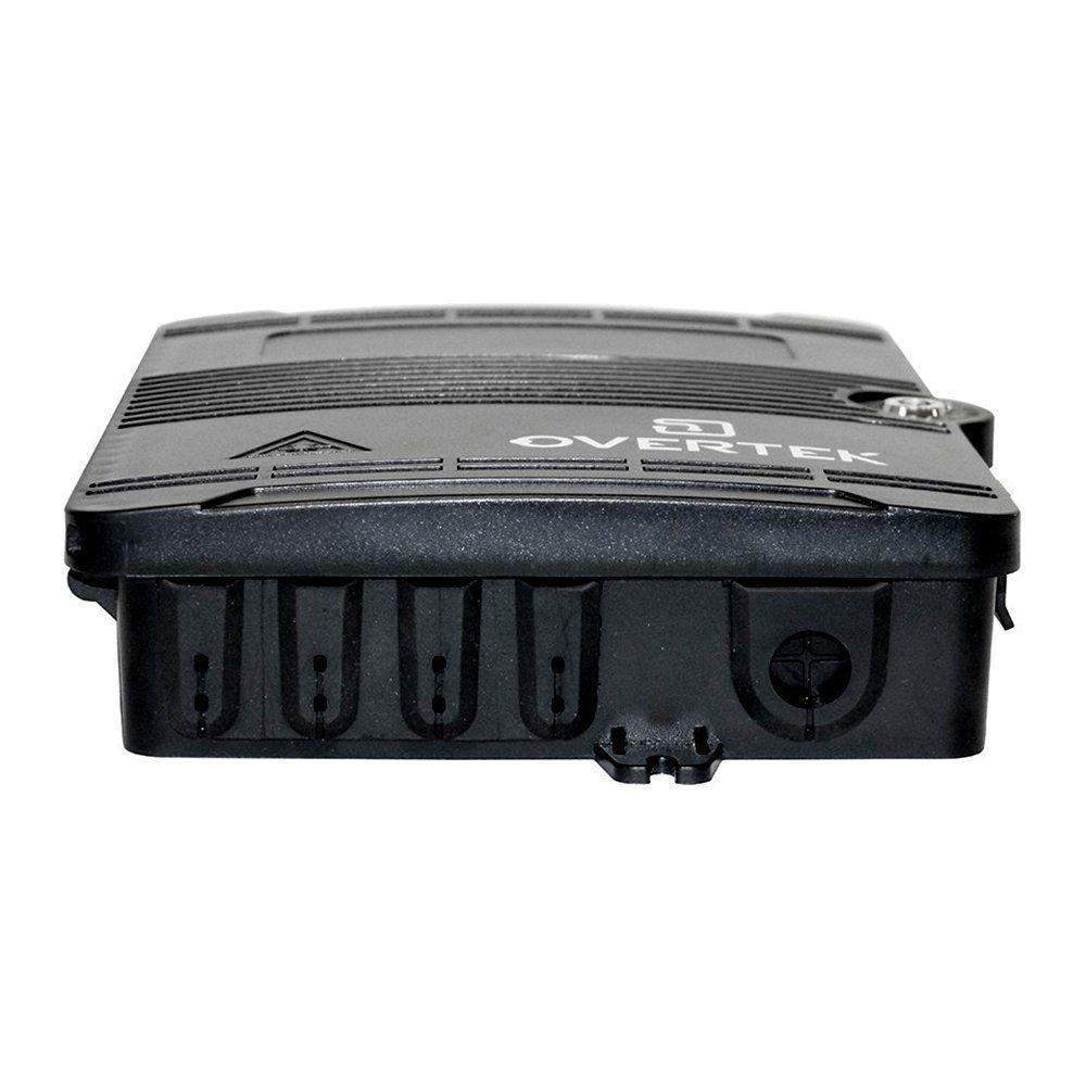 Caixa de Distribuição Óptica (PTO) - FTTH 8 Portas OT-PTO-8A