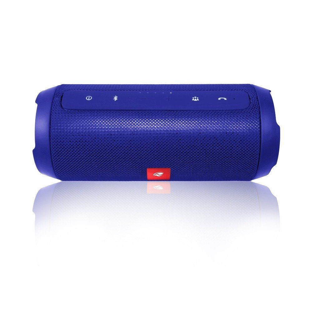 Caixa de Som Bluetooth Pure Sound Radio Fm C3tech SP-B150BL