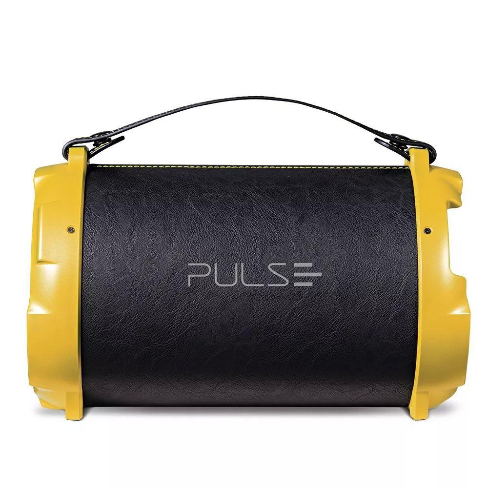 Caixa de Som Bluetooth Pulse Brazooka 40w Multilaser SP265
