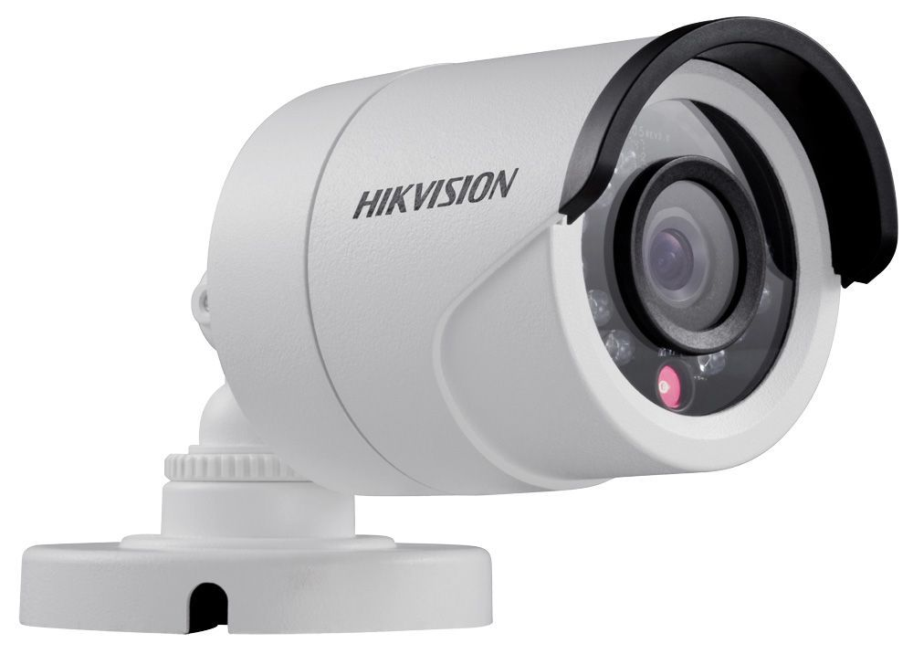 Câmera Hikvision Turbo Bullet 1Mp HD 2.8mm IRF de Ferro