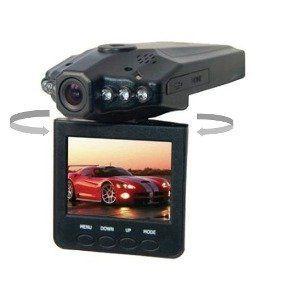 Câmera e Filmadora Veicular HD CV303BK C3Tech